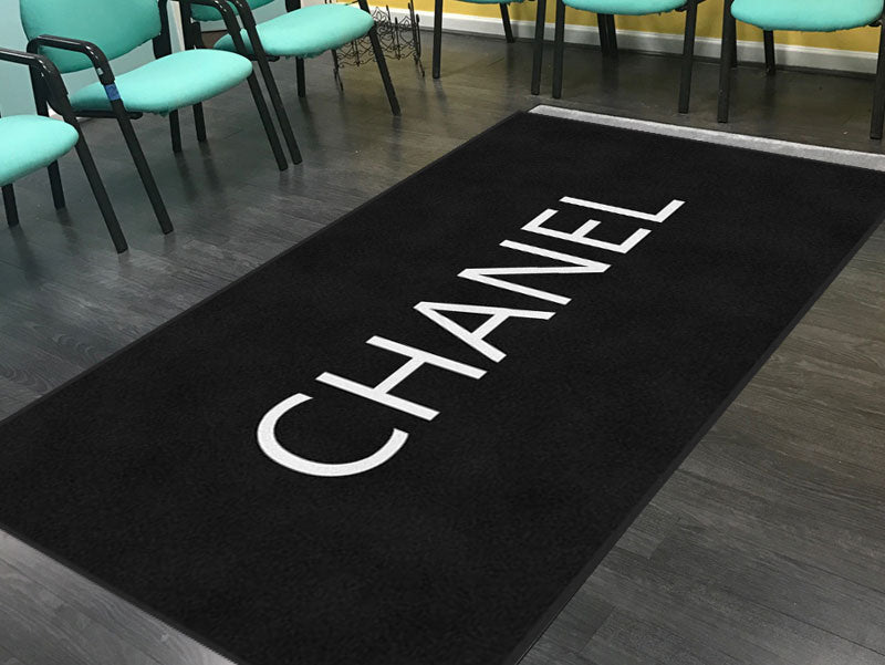 Gina Christo 5 X 10 Rubber Backed Carpeted HD - The Personalized Doormats Company
