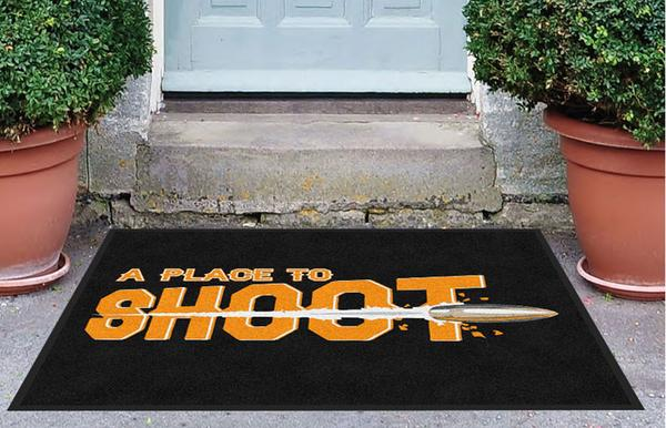 Create Your Own 3 x 4 Rubber Backed Carpeted HD Logomat Rubber Backed Carpeted HD - The Personalized Doormats Company