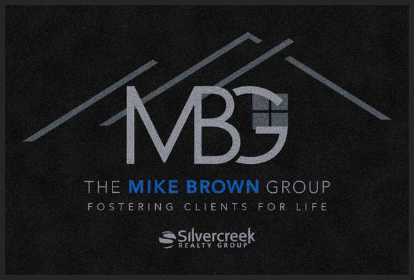 Mike Brown Group 4x6 mat