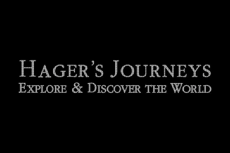 Hager's Journeys 4 X 6 Waterhog Impressions - The Personalized Doormats Company