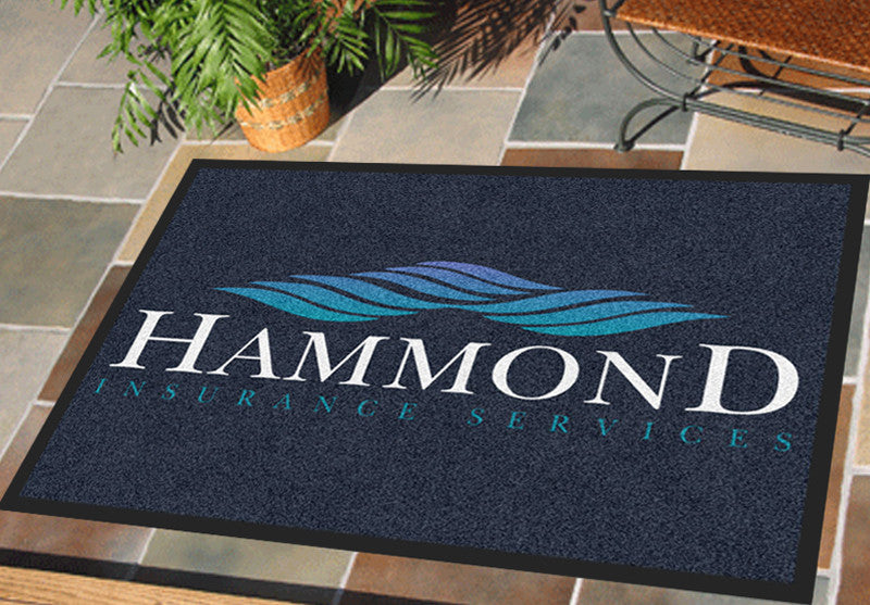 Hammond Insurance doormat