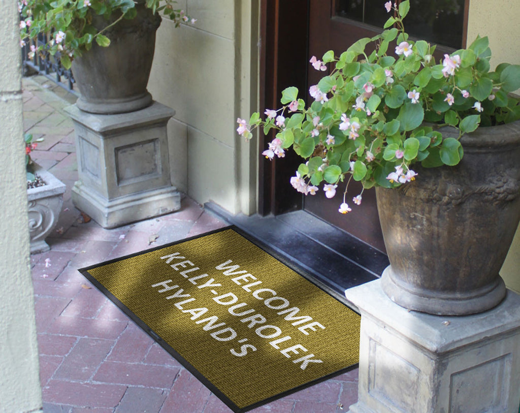 Jessica Hyland 2 x 3 Waterhog Inlay - The Personalized Doormats Company