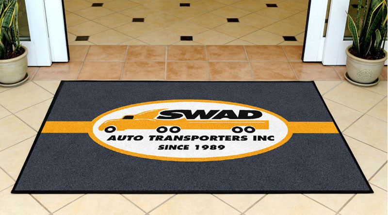 New Logo Door  Mat