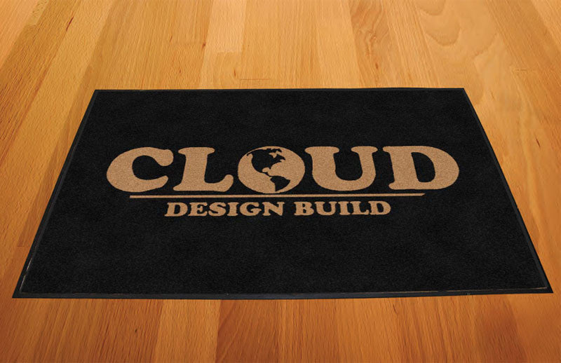 CDB 2 X 3 Rubber Backed Carpeted HD - The Personalized Doormats Company