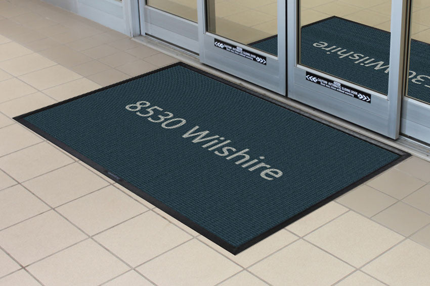 8530 Associates, LLC 4 x 6 Waterhog Inlay - The Personalized Doormats Company
