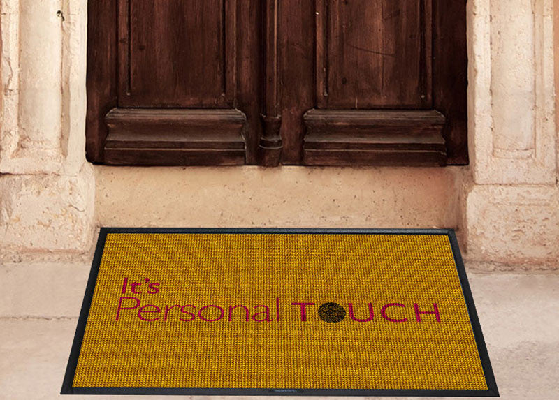 It's Personal Touch 2 X 3 Waterhog Impressions - The Personalized Doormats Company