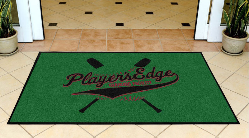 Player's edge mat