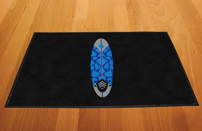 It's a Shour thing 2 X 3 Rubber Backed Carpeted HD - The Personalized Doormats Company