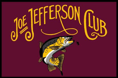 Joe Jefferson Club Brown Trout