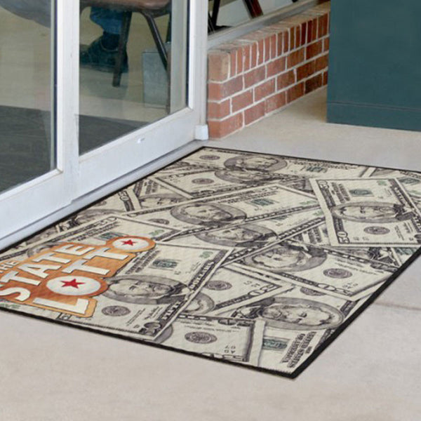Floor Impression Logomat Custom Logo Mat - The Personalized Doormats Company