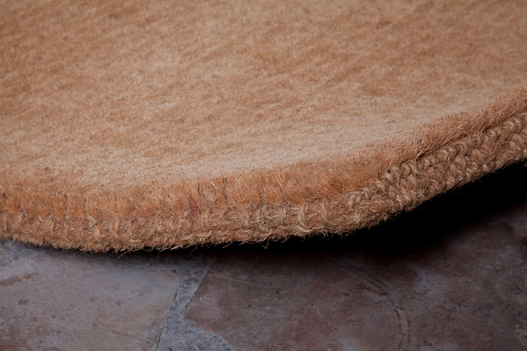 Luxury Coir Double Border Doormat