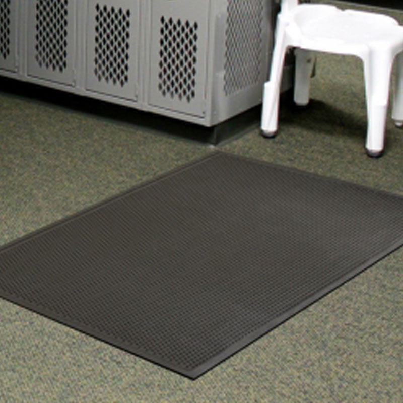 Blank Rubber Scraper Mat Commercial - The Personalized Doormats Company