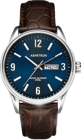 Analog Watch with Three Subdials