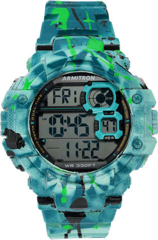Fancy Botz Graffiti Watch