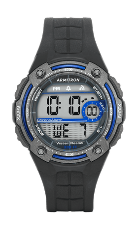 Digital Chronograph Sport Watch- 53.5MM