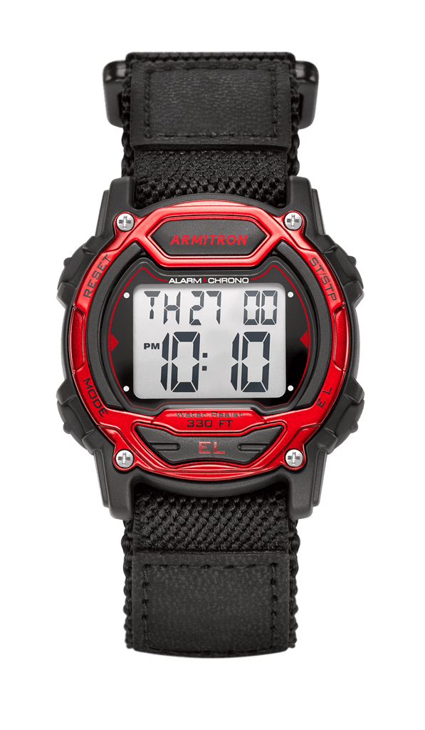Digital Chronograph Nylon Strap- 40MM