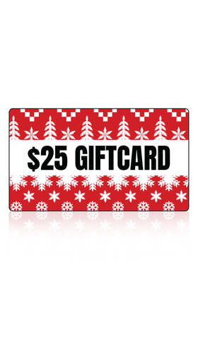 $25 USD Gift Card