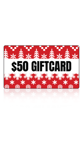 $50 USD Gift Card