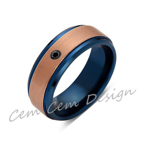 Lbla Black Diamond Collection Tagged Wedding Rings For Men