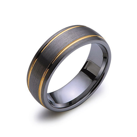 best sellers from luxury bands la tungsten carbide