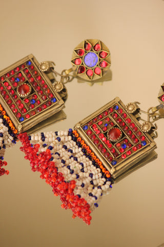 Triyam Earrings
