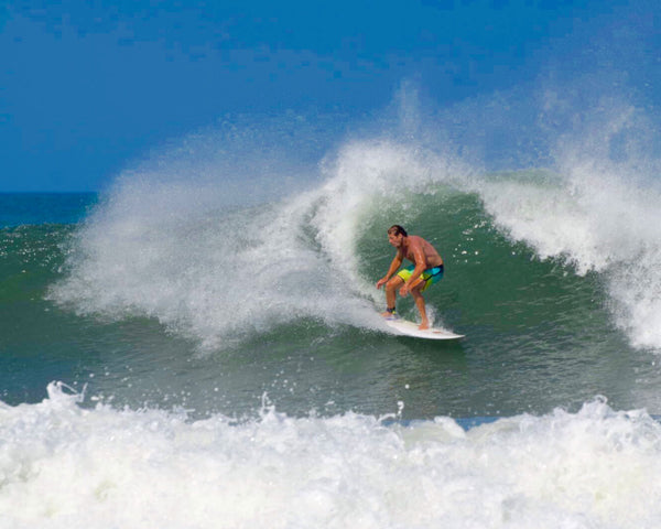 """A Powerful Training Tool for the Avid Surfer"" - Testimonial from Alex Q"
