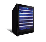 Silhouette Select Series 48 Bottle Single Zone Wine Cooler - Sydney Wine Coolers WinecoolerMart