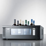 Summit STC1 8-bottle Thermoelectric Wine Chiller Wine Coolers WinecoolerMart