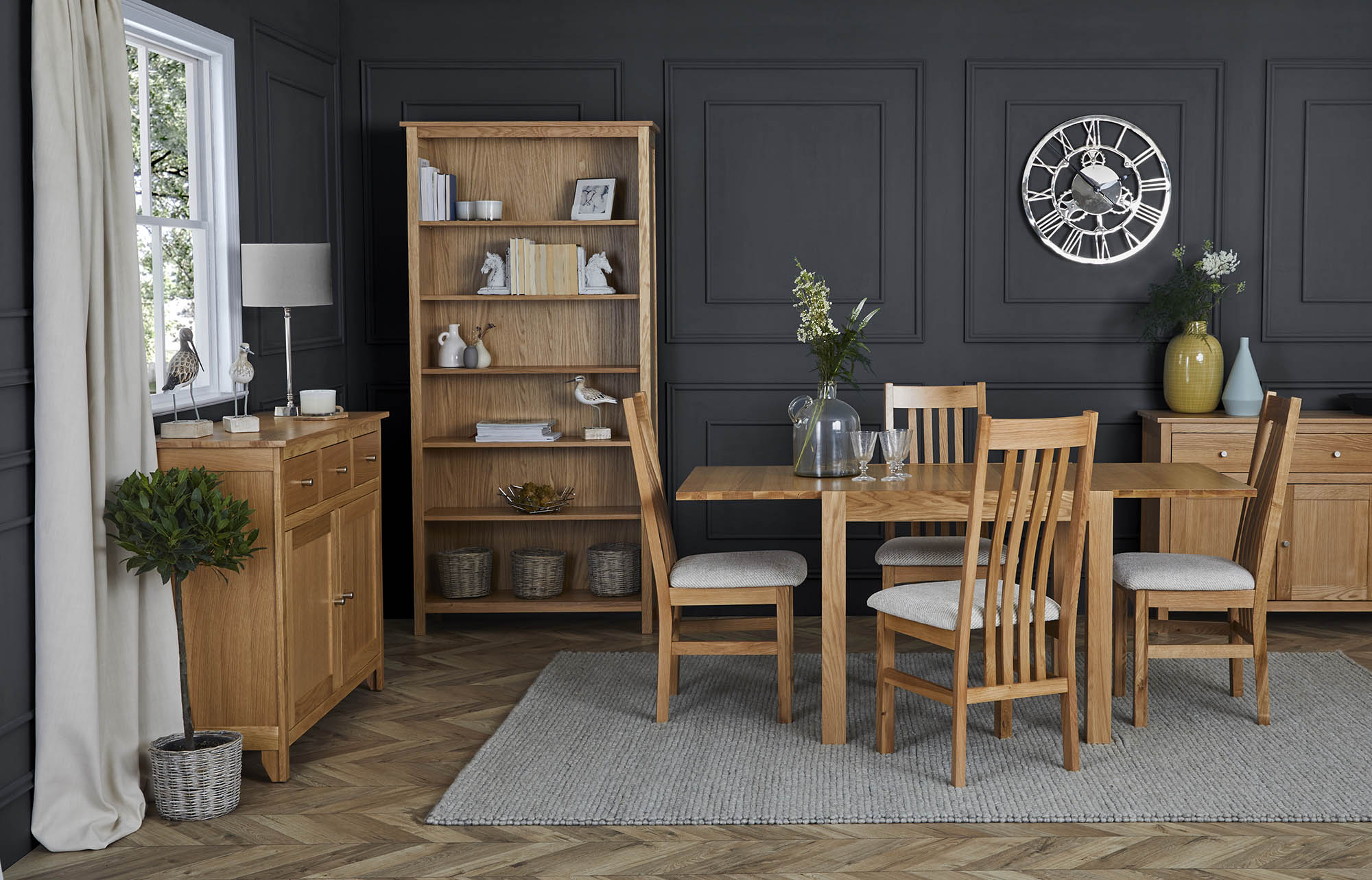 Falmouth Oak Furniture | Roseland Furniture