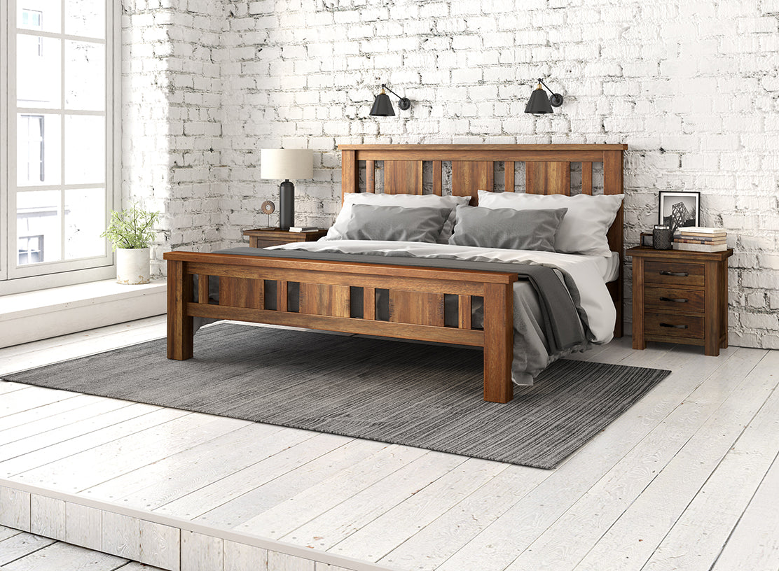 Ladock Bed | Roseland Furniture