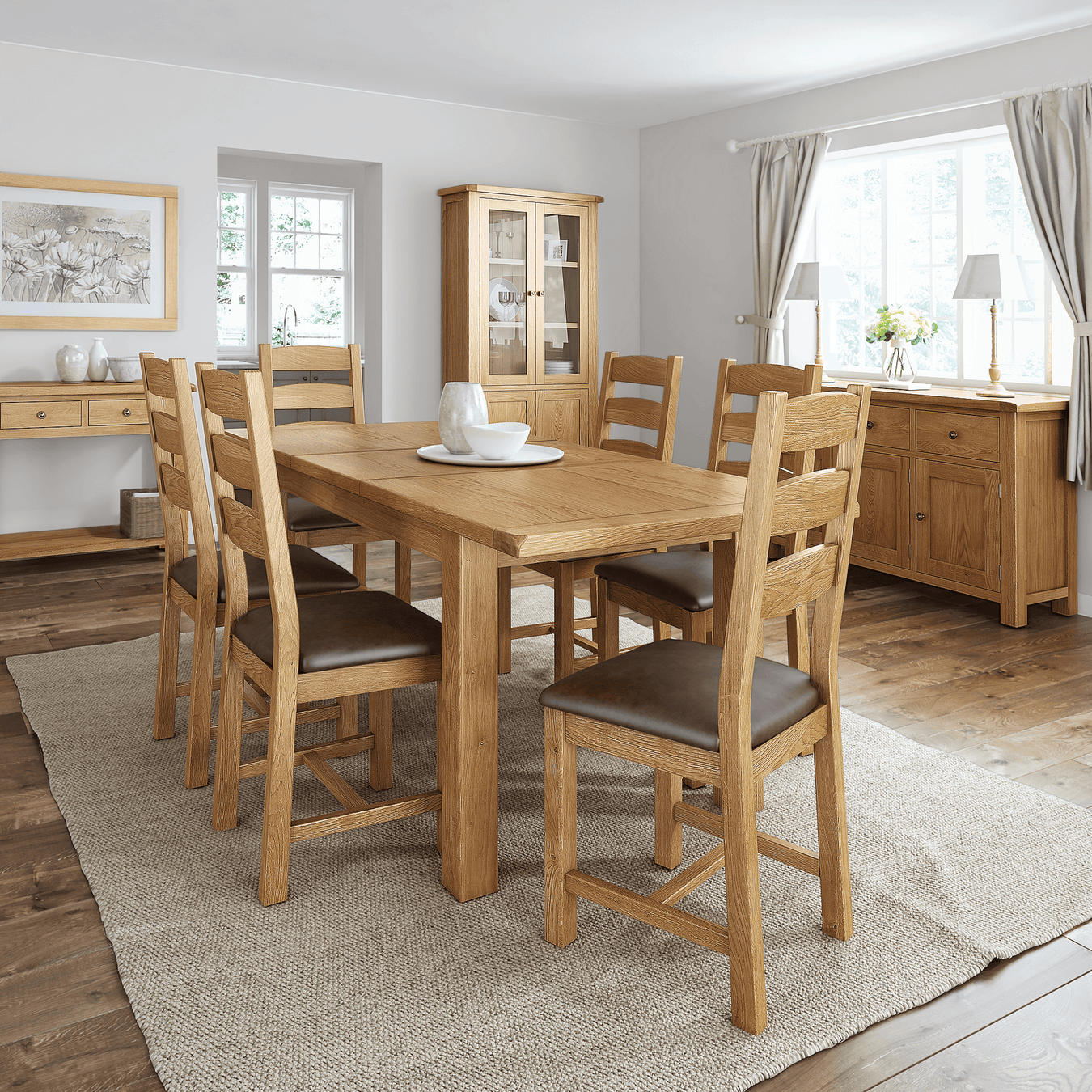 Sidmouth Oak Furniture