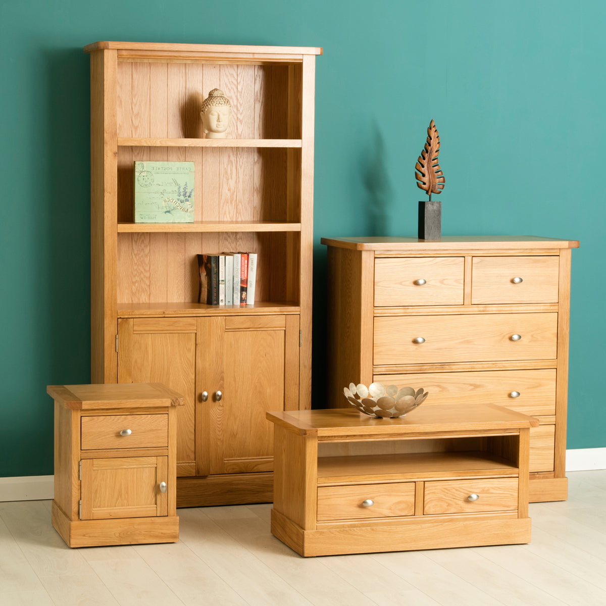 Hampshire Oak Quality Furniture