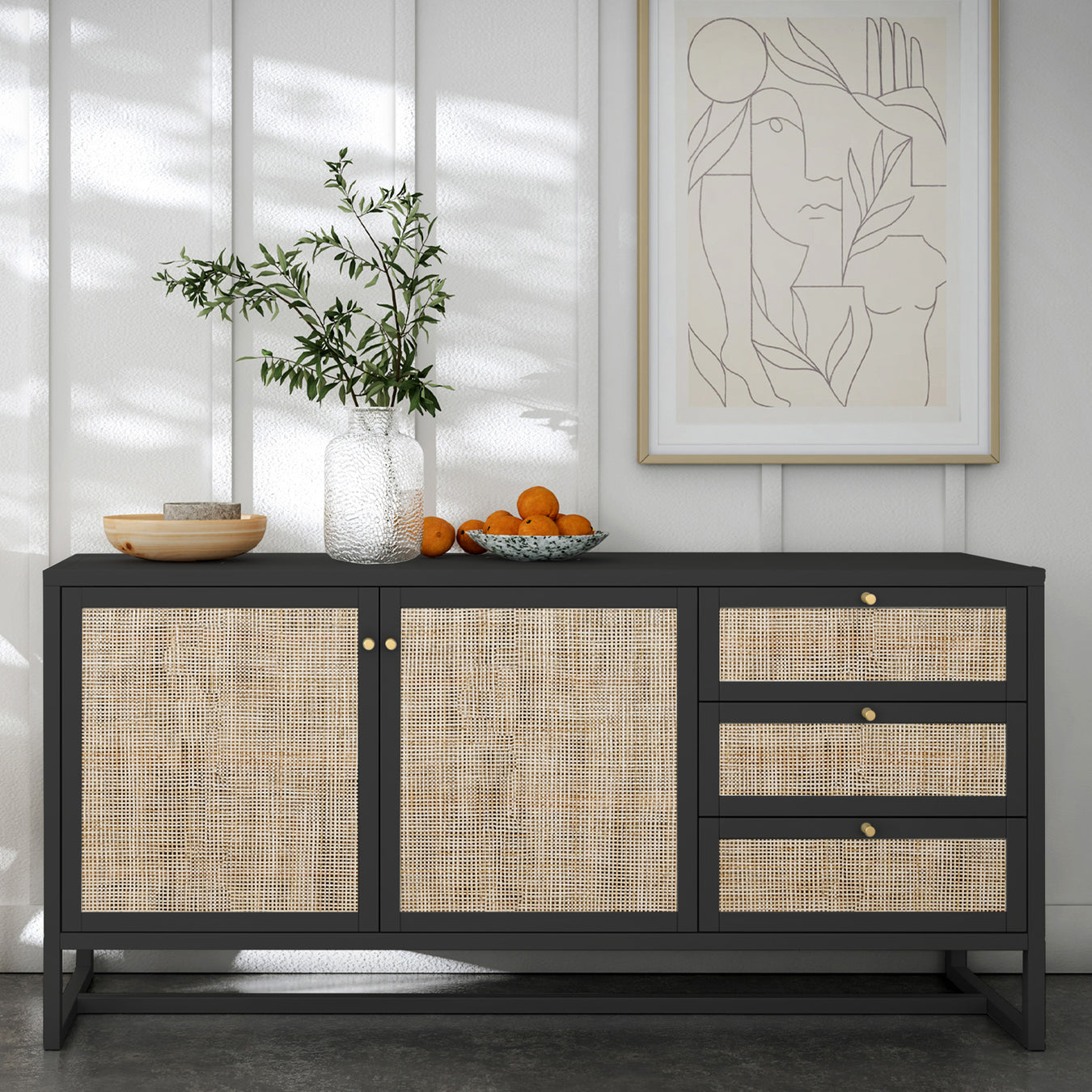 Large Range of Painted & Oak Sideboards