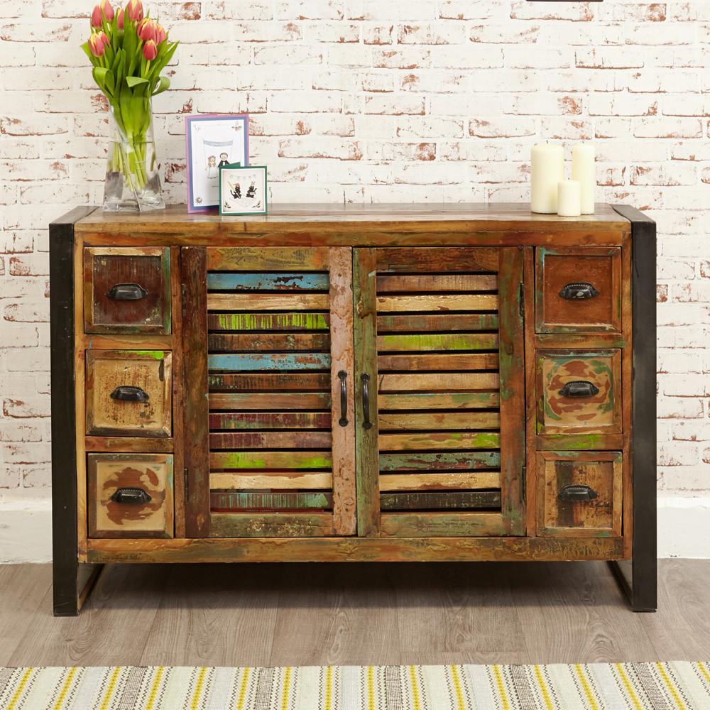 Urban Chic - Stylish reclaimed furniture