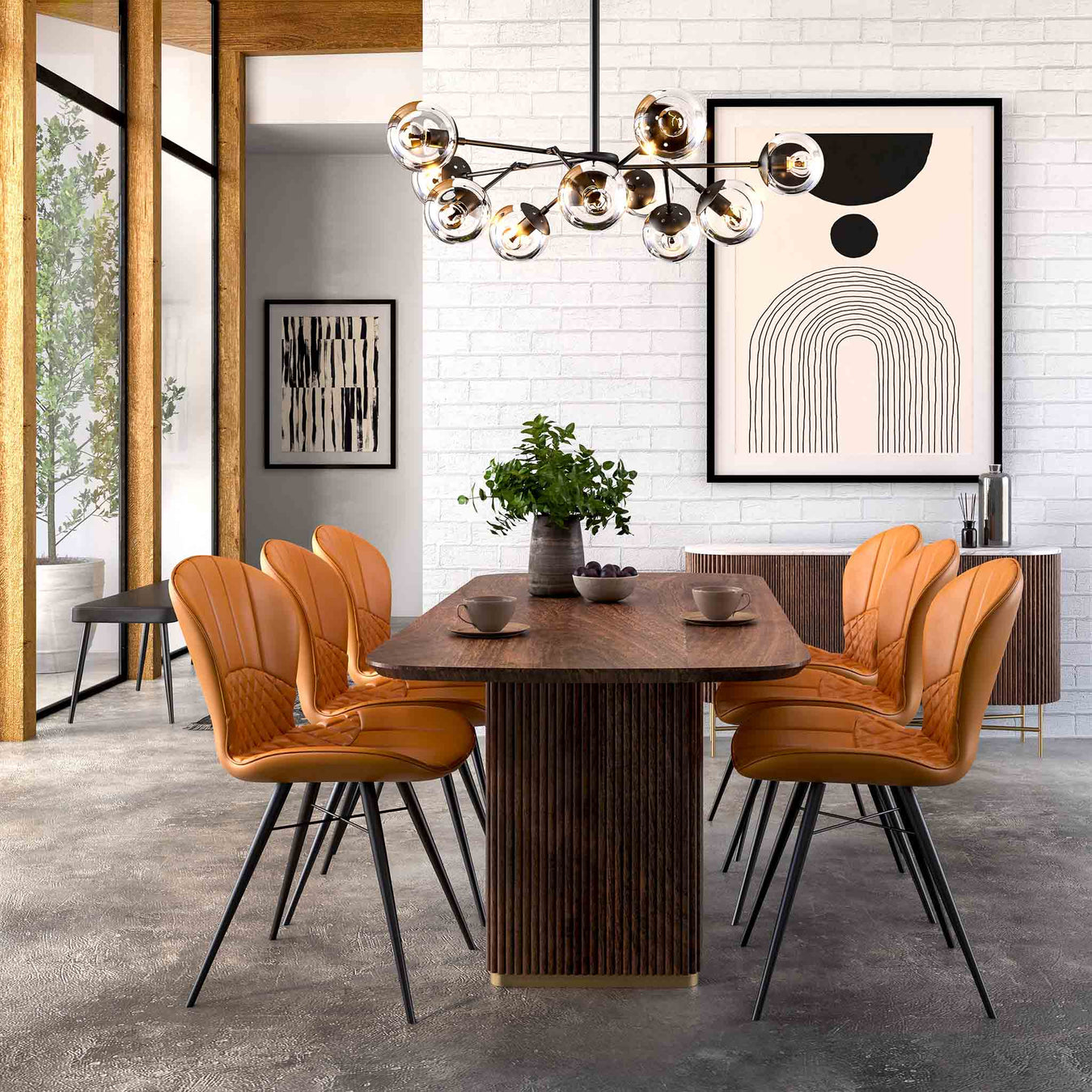 Oak & Solid Wood Dining Tables - Roseland Furniture