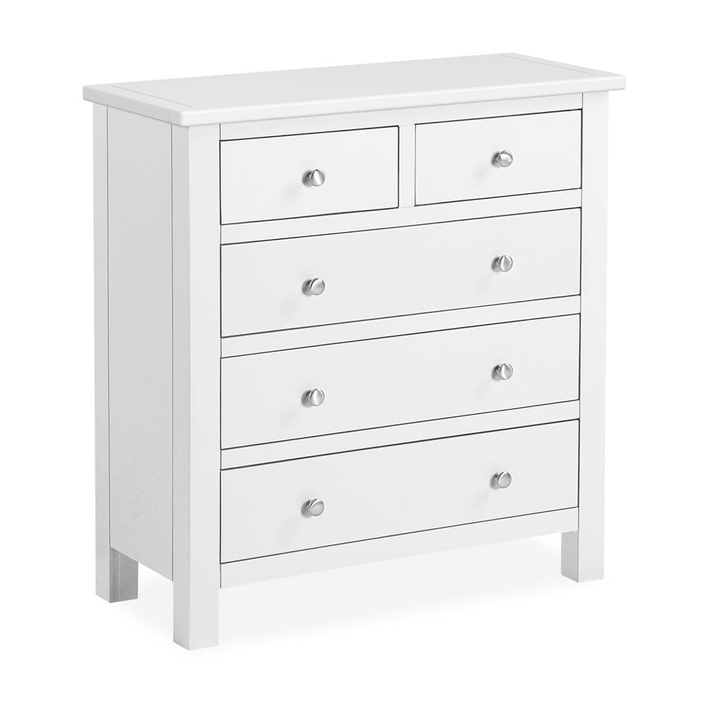 Cornish White Painted Furniture