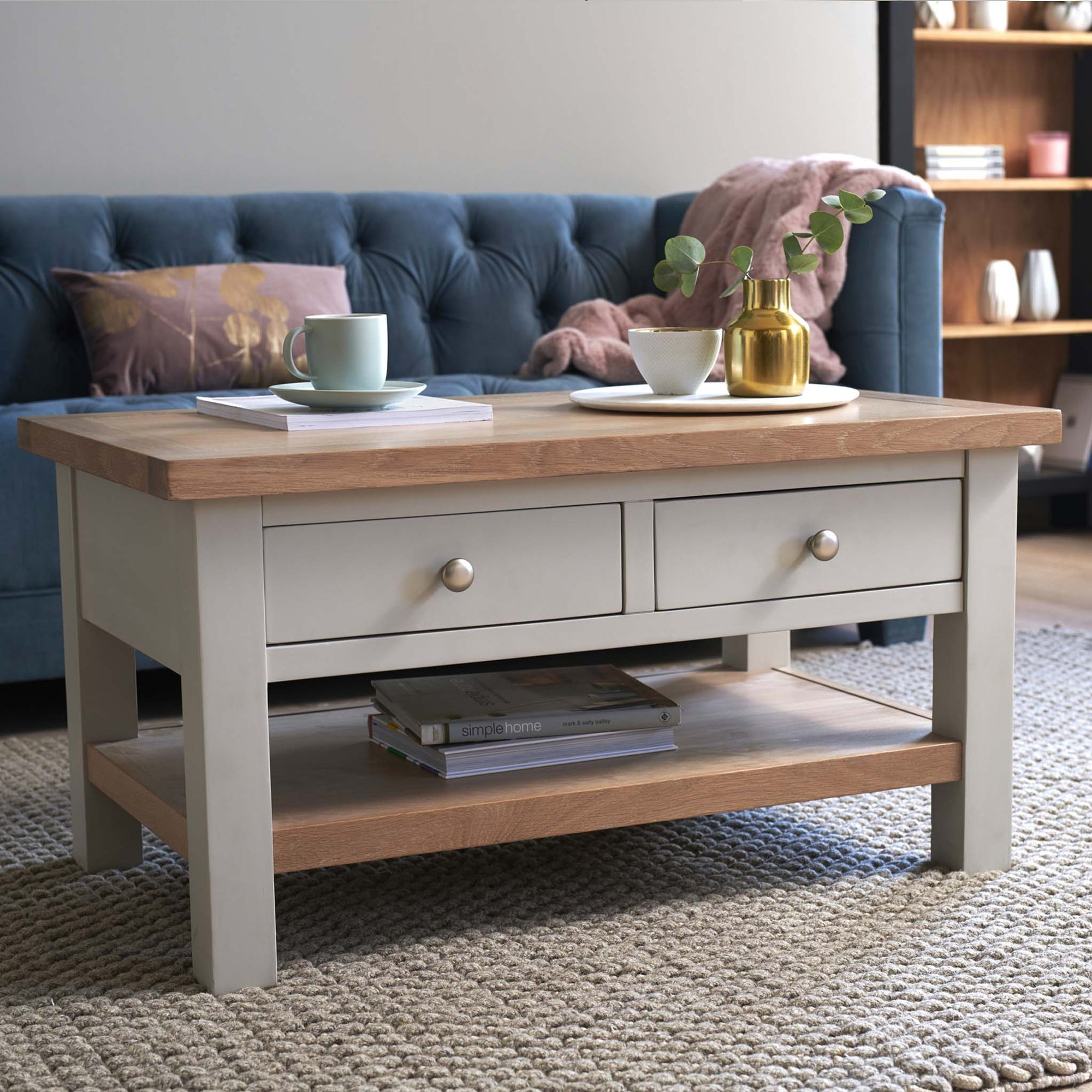 Charlestown Grey by Roseland Furniture