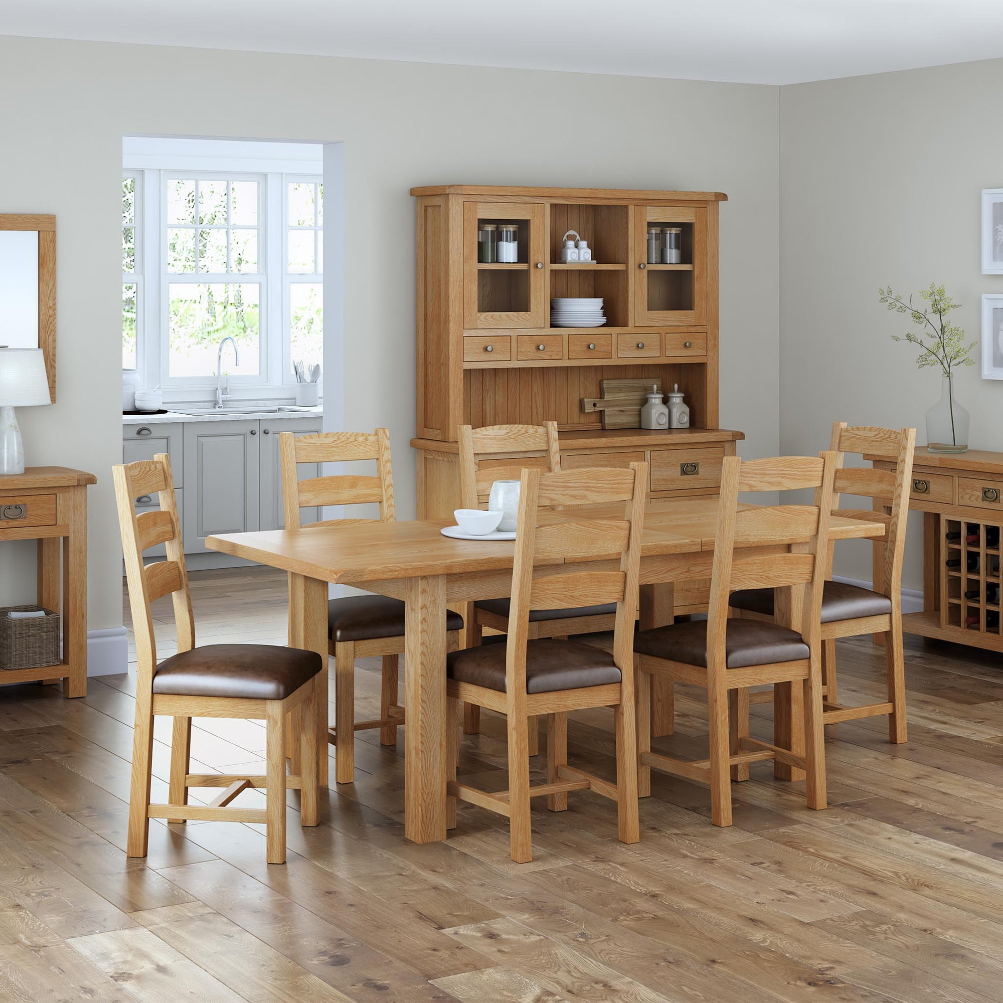 Oak Furniture | Roseland Furniture