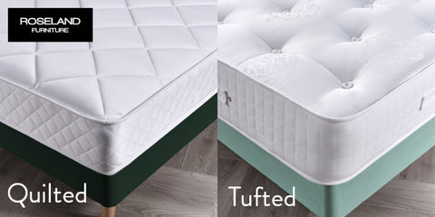 Quilted Mattess vs Tufted Mattress