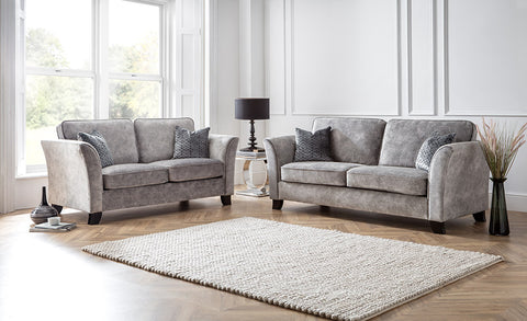 Vivien 2 Seater and 3 Seater Sofas by Roseland Furniture