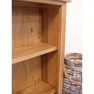 Stratton Oak Uni Bookcase