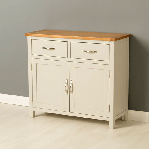 Mullion Grey Small Sideboard