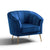 Adele Accent Chair - Royal Blue
