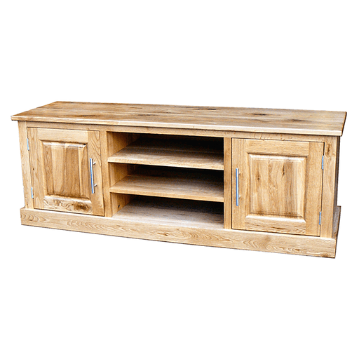 Stratton Oak 138cm TV Stand