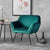 Candy Jasper Velvet Accent Chair lifestyle image