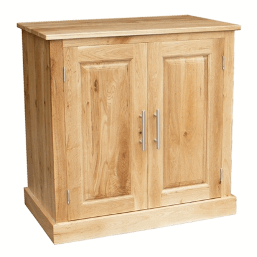 Stratton Oak Cupboard