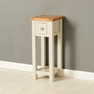 Mullion Grey Telephone Stand