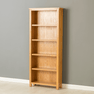 Poldark Oak Large Bookcase