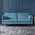 Anton Peacock 3 Seater Sofa - Lifestyle