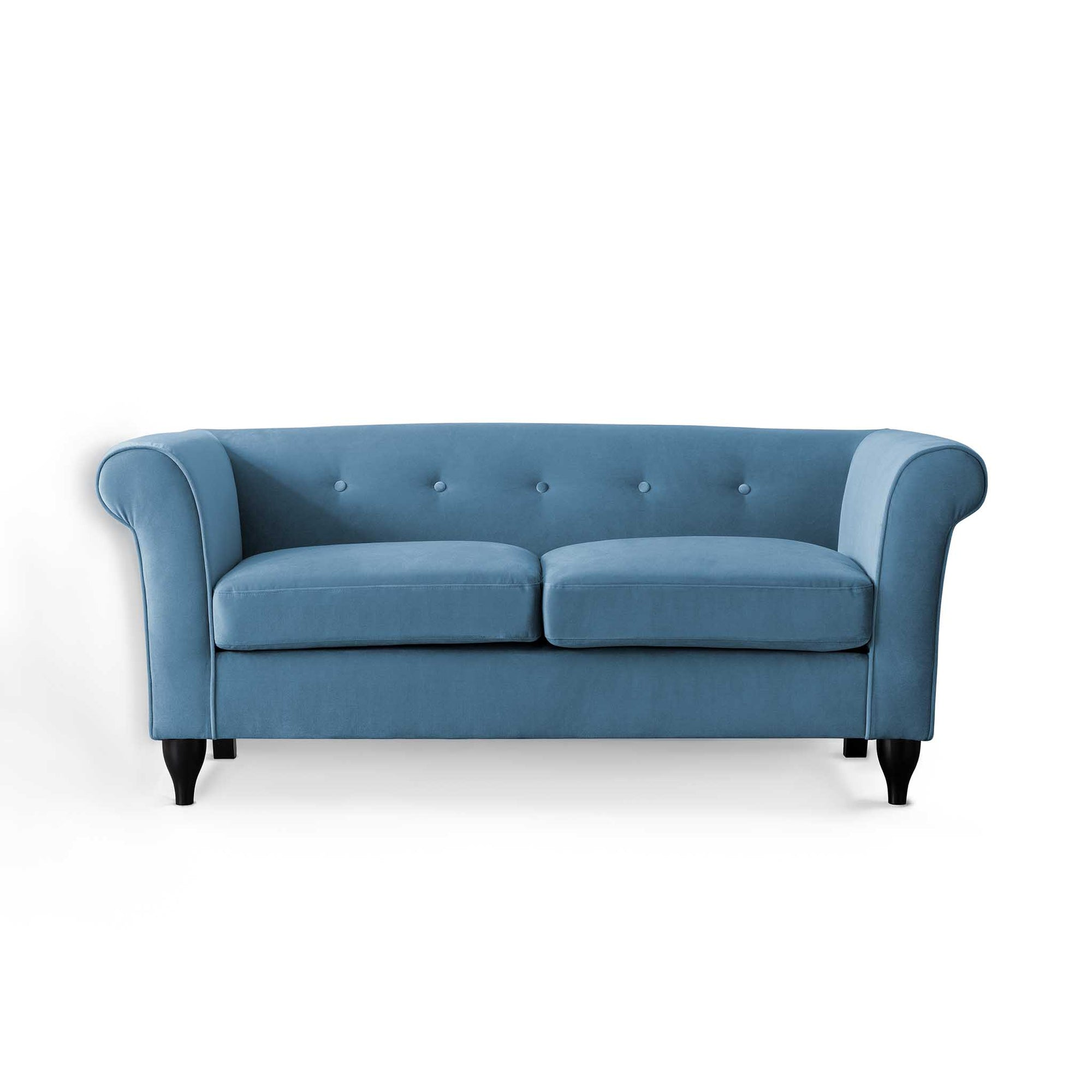 Monte Carlo Peacock 2 Seater Sofa by Roseland Furniture